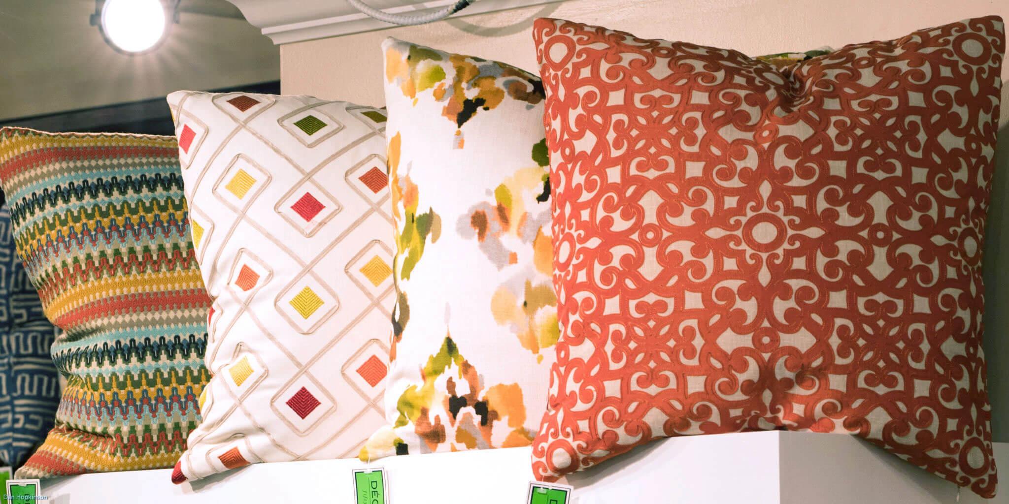 Atlanta Decorative Pillows - To the Trade Only